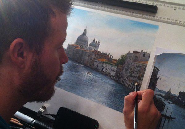 Venice in progress