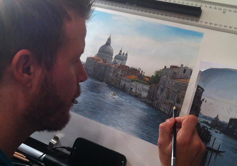 Venice work
